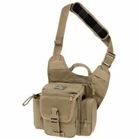 NEW Maxpedition Fatboy 9853 G.T.G Versipack Tactical Sling Bag Khaki (G10-2896)