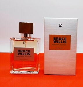 LR BRUCE WILLIS personal edition Eau de Parfum FOR HIM 50ml Made in Germany