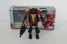 Transformers Beast Wars Neo Crazybolt complete BW D-34 Destron 1999