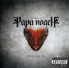 PAPA ROACH : THE BEST OF PAPA ROACH - TO BE LOVED / CD - TOP-ZUSTAND