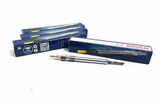 Bosch 0250403009 Glow Plugs GLP194 x 4