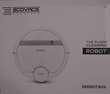 Ecovacs Robotics Deebot 900 Saugroboter mit intelligenter Navigation *NEU+OVP*