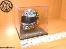 JORGE LORENZO MOTO-GP HJC HELMET CASCO CASQUE 1/5 2013 GRAFFITI MONSTER ENERGY