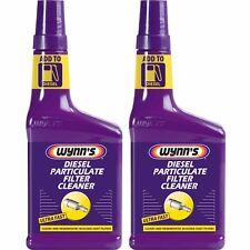 DPF Diesel Particulate Filter Cleaner Regenerates the Particulate Filter Wynn's