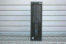 Hp Z230 Workstation 1 x I7-4770 3.40Ghz 4Gb Ram 512Gb Ssd Coa