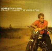 Reality Killed The Video Star - Williams Robbie CD Sealed ! New !