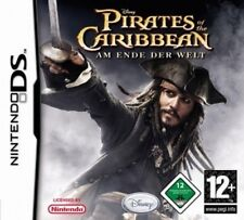 Nintendo DS 3DS FLUCH DER KARIBIK 3 * DEUTSCH Pirates of Caribbean Neuwertig