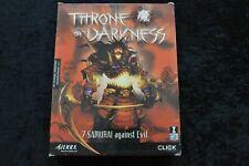 Throne Of Darkness 7 Samurai Against Evil PC Big Box