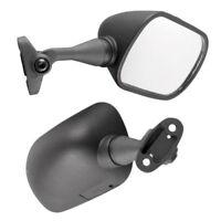 Pair Rear Wing Mirrors Set Fit Honda CBR 929RR 2000 2001 & CBR 954RR 2002 2003