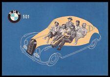 BMW 501 Original Prospekt 1953 +++++++++++++++++++++++++++++++++++++++++++++++++