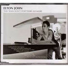 MAXI CD Elton JOHN This train don't stop there anymore
