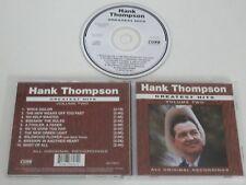 Hank Thompson/ Greatest Hits-Volume Dos ( Curb D2-77613 ) CD Álbum