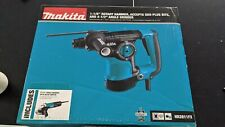 Makita Hr2811fx 1 18 Sds Plus Rotary Hammer With 4 12 Angle Grinder New