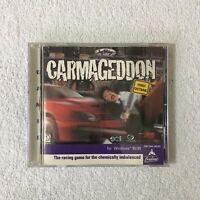 Carmageddon High Octane (PC, 1998) PC CD-ROM Game