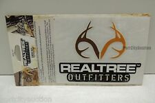 OFFICIAL • REALTREE OUTFITTERS • 5 Inch Vinyl Logo Window Decal • RDE1207