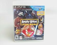 Angry Birds Star Wars (Sony PlayStation 3, 2013) NEW SEALED