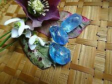 81-Pendentif galet de cristal aqua aura-Dépendances-Mauvaises énergies-Entités