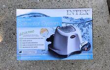New listing Intex 26667Eg 7000-Gallon 110-120V Krystal Clear Saltwater System