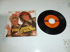 "DE ALPENZUSJES - Plus Jamis D'Amour - 1988 Dutch 7"" Juke Box Vinyl Single"
