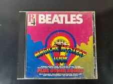 BEATLES MAGICAL MYSTERY TOUR PLUS OTHER SONGS CD Biem Germany.  10620