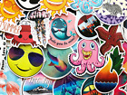 100 Sticker Pack Cool Animals Art Design Decals Laptop Phone Skin Car Bumper CB