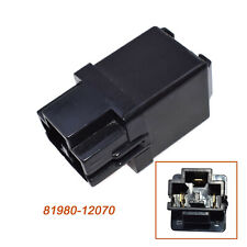 New Flasher Relay Turn Signal For Toyota Corolla MR2 Camry RAV4 Hilux 8198012070