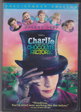 Charlie and the Chocolate Factory (DVD,Bilingual)