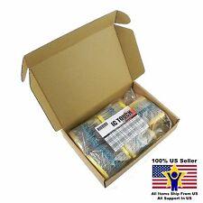 50value 1000pcs 1/2W Metal Film Resistor Assortment Kit US Seller KITB0076