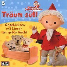 5/Träum Süß! von Unser Sandmännchen | CD | Zustand akzeptabel