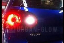 VW Golf MK5 CREE LED Xenon Blanco Brillante Bombilla inversa GTD TDI GTI R32