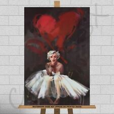 Reproduction Large (up to 60in.) Red Art Prints