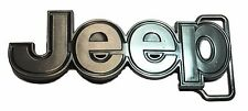 JEEP Car Logo Metal Belt Buckle