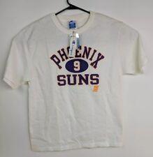 Vintage Champion Phoenix Suns 9 Men's NBA Basketball T-Shirt Size Med  90s NWT