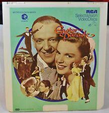 RCA VideoDisc CED - Easter Parade, Metro-Goldwyn-Meyer c. 1948