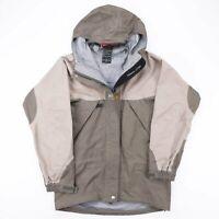 Vintage HELLY HANSEN Khaki Green Outdoor Lightweight Jacket Men's Size Medium