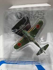 Atlas Edition's Collection New Nakajima Ki-43