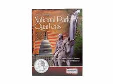 Cornerstone - National Park Quarters Album 2010-2021, P&D