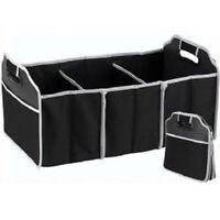 Collapsible Car Boot Trunk Organiser Storage Bag Picnic Shopping Fruit Veg
