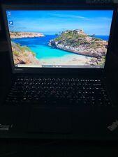 Lenovo T450s Intel i5-5300U 2.3ghz 8 GB RAM 180GB SSD 1600x900 Win10 PRO