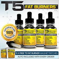 X4 T5 FAT BURNER SERUM -  WORLDS MOST ADVANCED DIET / SLIMMING PILLS ALTERNATIVE