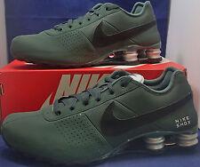 Nike Shox Deliver Vintage Green Black Metallic Silver SZ 9.5 ( 317547-301 )
