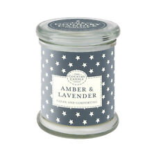 Bougie Parfumée - Ambre & Lavande - The Country Candle Company