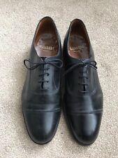 Zapatos para hombre Sanders Inglés Negro Oxford Uk 11