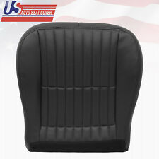 2000 To 2002 Chevy Camaro SS RS Z28 -Driver Side Bottom Seat Cover Black