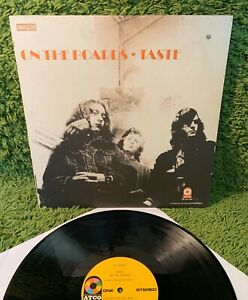 TASTE ON THE BOARDS 1970 •1st press• Rory Gallagher heavy blues psych