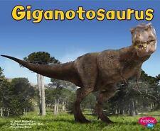 Giganotosaurus (Dinosaurs and Prehistoric Animals)-ExLibrary