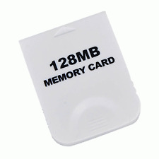 New 128MB Memory Card 2043 Blocks For Nintendo Wii Gamecube Console 128 MB #286