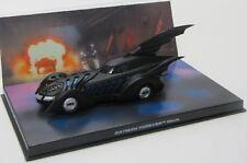 Batmobil ( Batman Forever Movie ) No.4 / Eaglemoss Collection