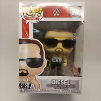 Funko Pop! Diesel (Kevin Nash WWF) WWE #74 - White Shirt - NWO, Outsiders, Kliq