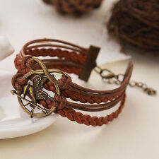 Mode The Hunger Games Gevlochten Armband